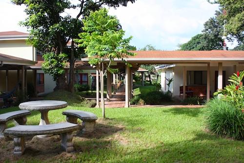 Frå campus, UWC Costa Rica